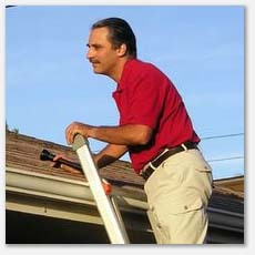 Every inspection includes a careful evaluaiton of the roofing components, gutters, valleys, flashings, etc.