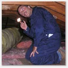attic inspections