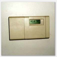 We check all thermostats for function.