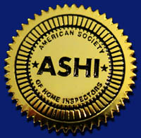 ASHI Certified Home Inspections, Seattle Tacoma and all of the puget sound area