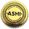 Hire only ASHI certified inspectors,