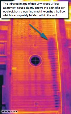 Thermal Imaging Scan, Infrared scans