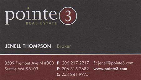 Jenell Thompson Broker 