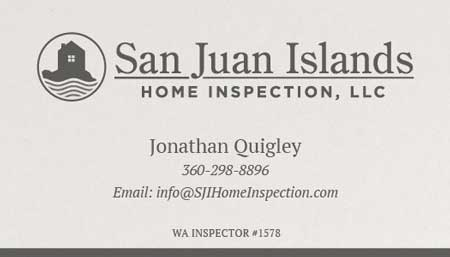 SOPHI Certified Home Inspector Jonathan Quigley Home Inspector 360-298-8896