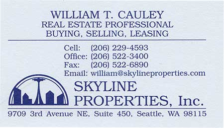 William T. Cauley 