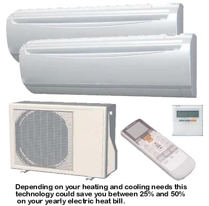 Ductless Heat Pumps - Seattle's Home Inspection Team