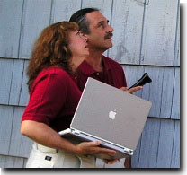 JJ and Suzanne Greive, certified home inspectors serving Seattle, Tacoma Everett and Olympia areas
