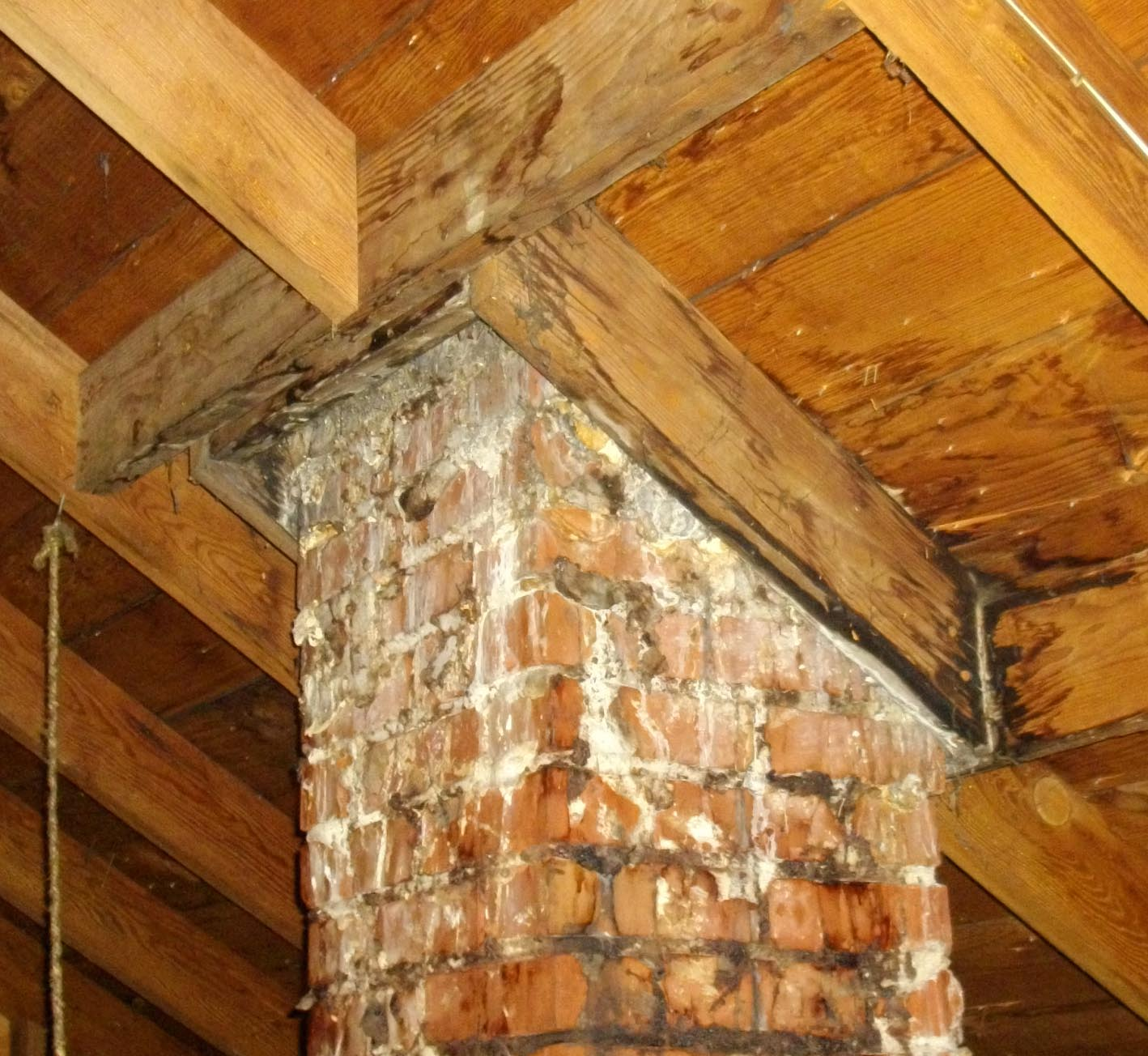 Chimney Problems Seattle S Ashi Home Inspection Team